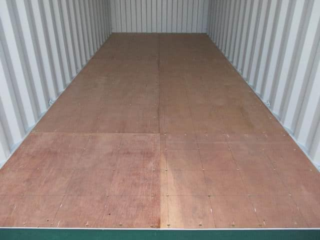 20ft HC Green RAL6005 A1Containers (10)