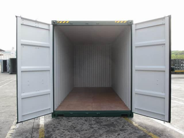 20ft HC Green RAL6005 A1Containers (9)