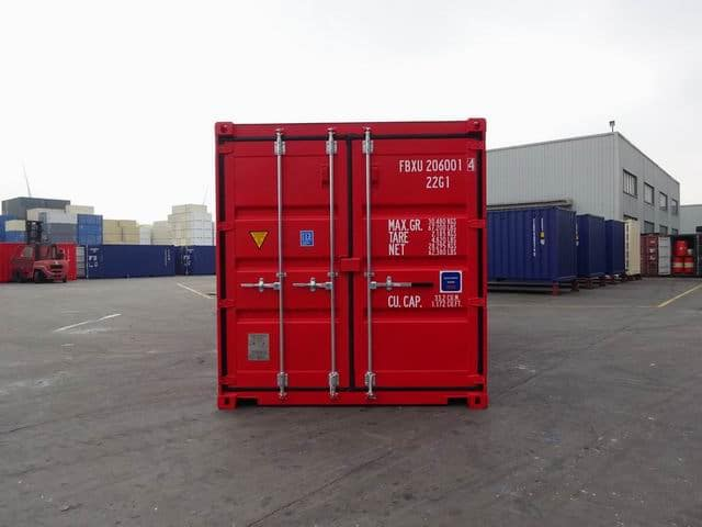 20ft Std NB EOD Red - A1 Containers (14)