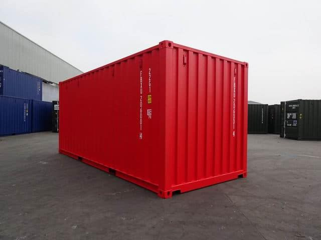 20ft Std NB EOD Red - A1 Containers (3)