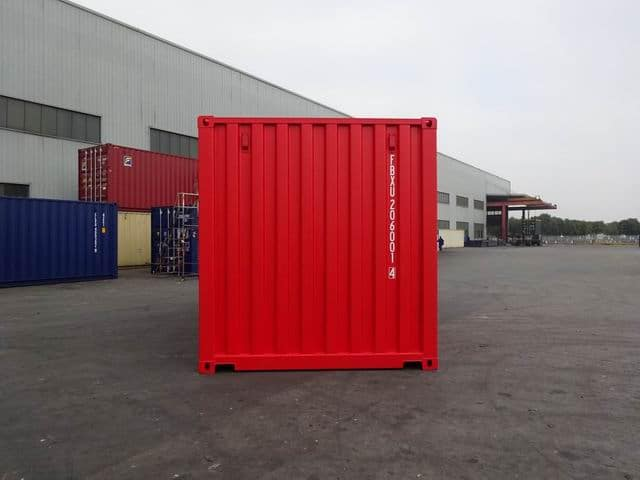 20ft Std NB EOD Red - A1 Containers (4)