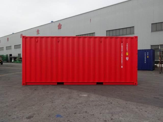 20ft Std NB EOD Red - A1 Containers (6)