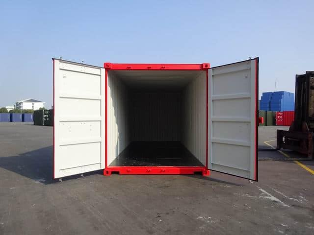 20ft Std NB EOD Red - A1 Containers (8)