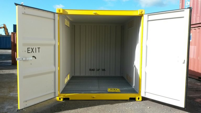 A1 Containers 10ft Std DG NB (4)