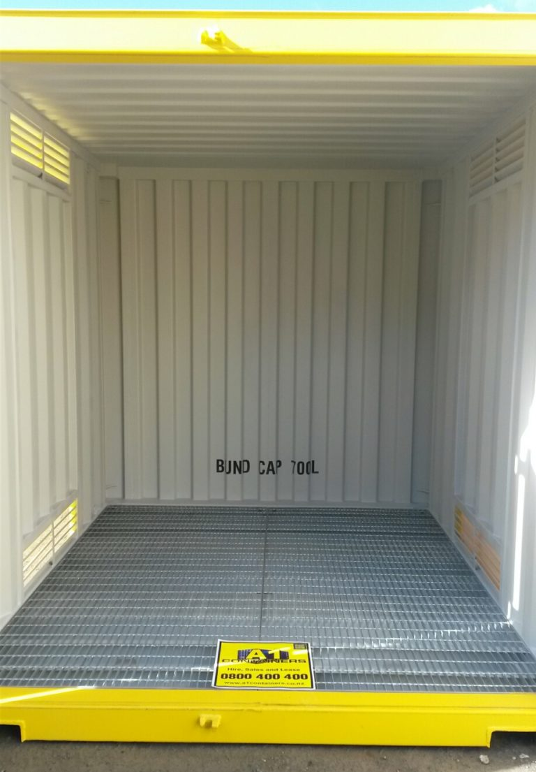 A1 Containers 10ft Std DG NB (5)