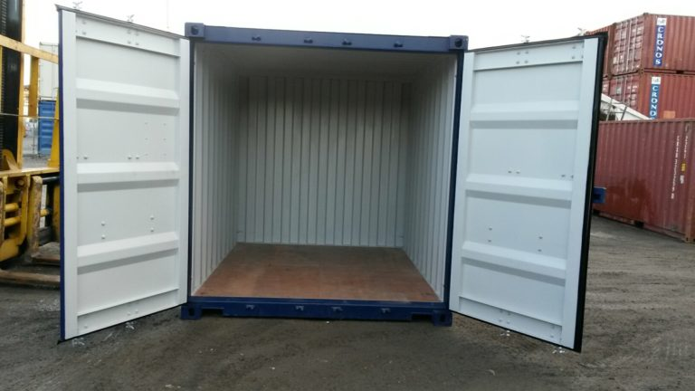 A1 Containers 10ft Std NB - Blue (4)