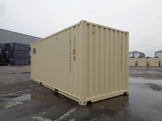 A1 Containers 20ft Std Beige EOD (11)