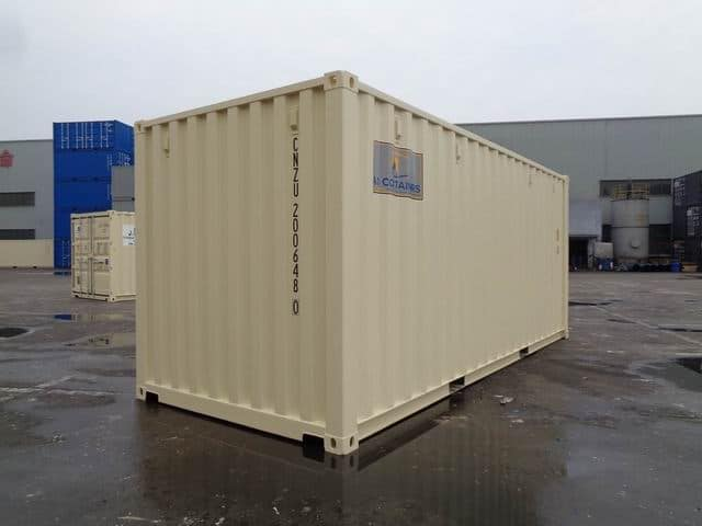 A1 Containers 20ft Std Beige EOD (13)