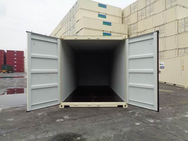 A1 Containers 20ft Std Beige EOD (2)