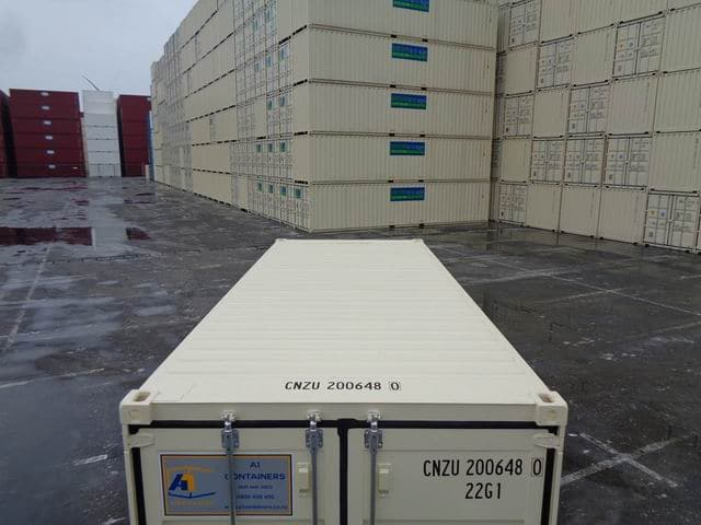 A1 Containers 20ft Std Beige EOD (4)