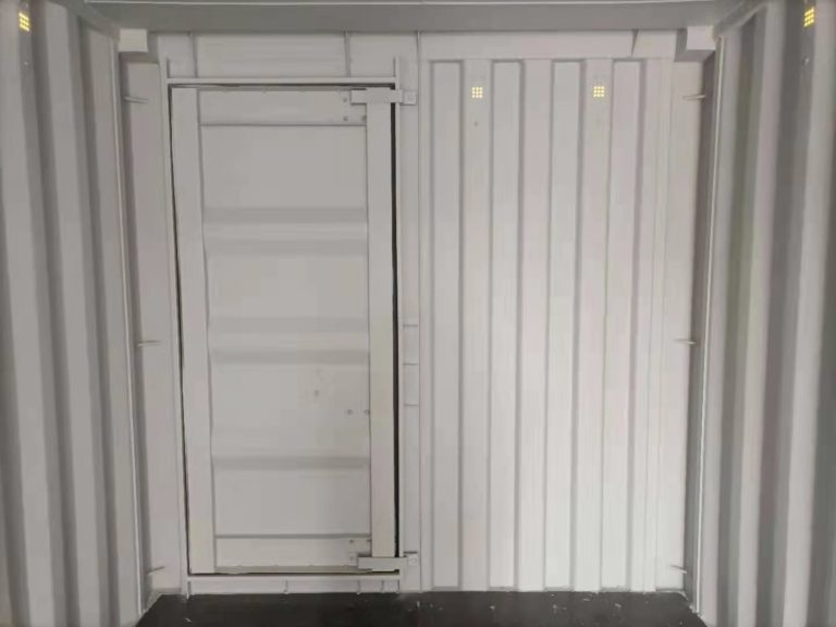 A1 Containers 20ft Std EOD - TRI Door Beige (14)