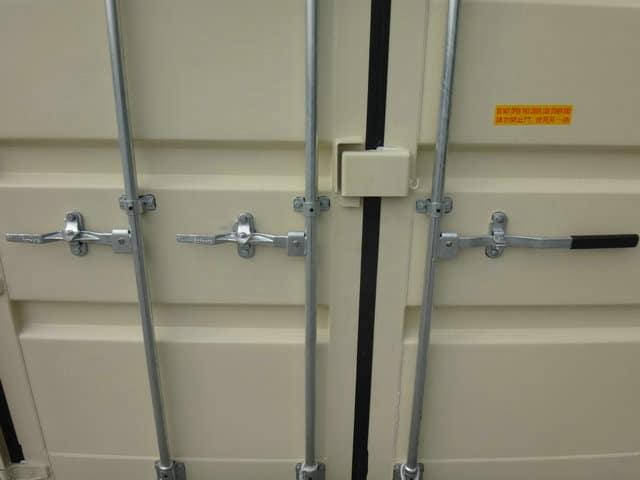 A1 Containers 20ft Std NB Beige - Easy door (15)