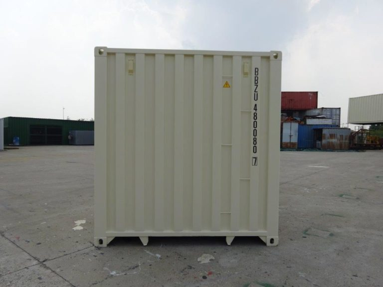 A1 Containers 40ft Std EOD Beige (4)