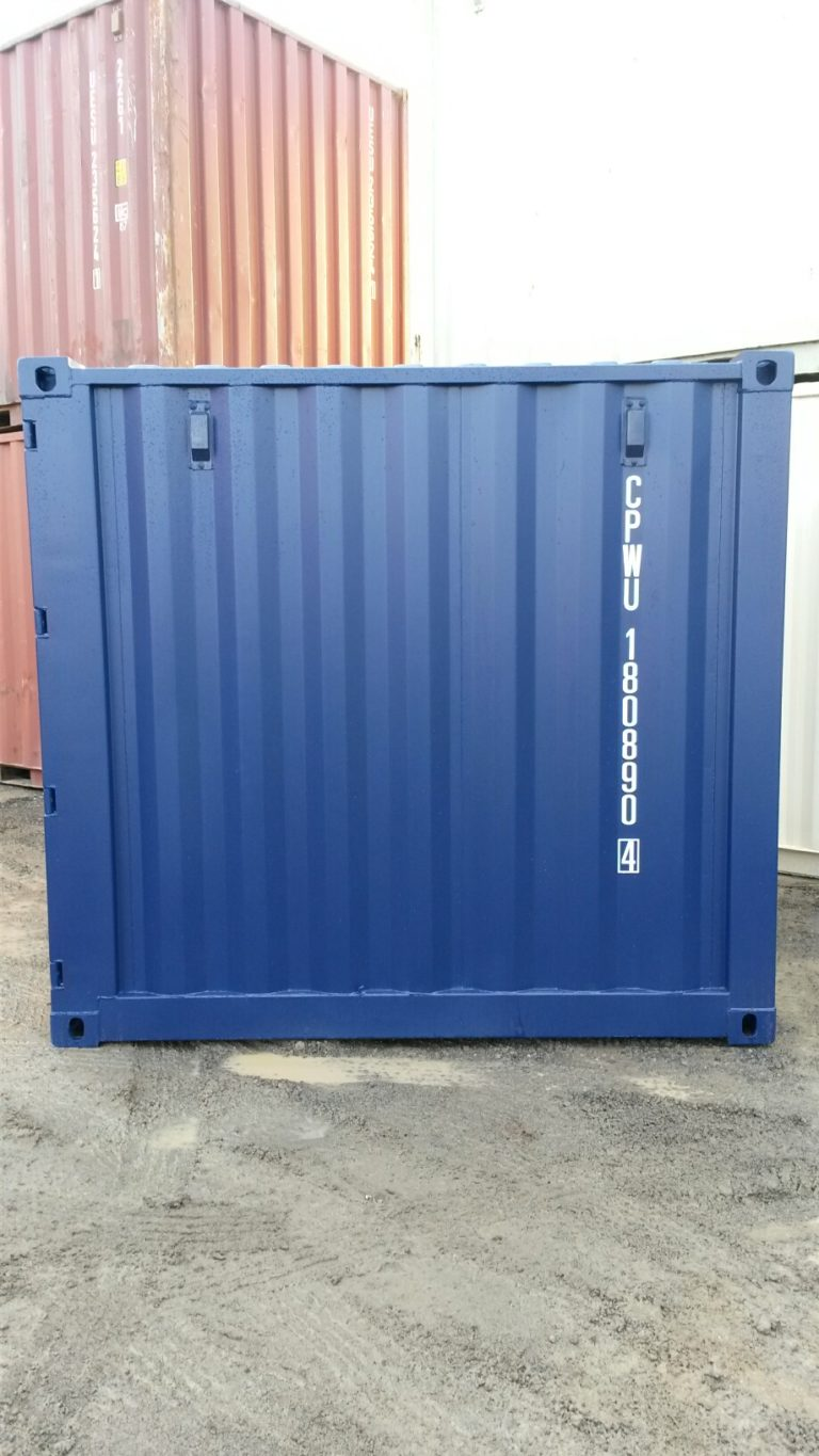 A1 Containers 8ft Container NB - Blue (5)