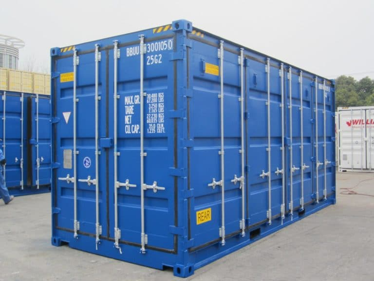 a1containers.co.nz 20ft HC OS (20)