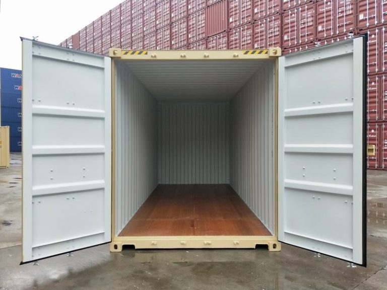 a1containers.co.nz 20ft HC RAL1001 1