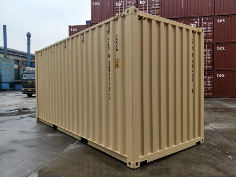 a1containers.co.nz 20ft HC RAL1001 2
