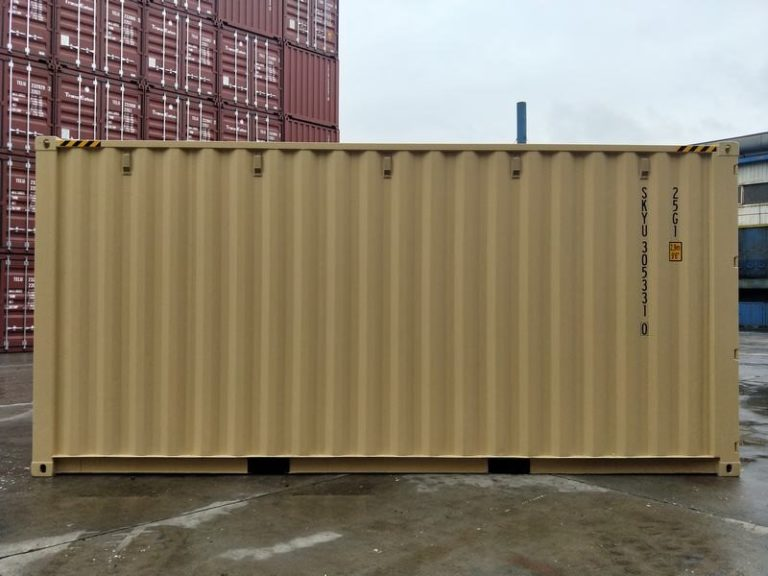 a1containers.co.nz 20ft HC RAL1001 4