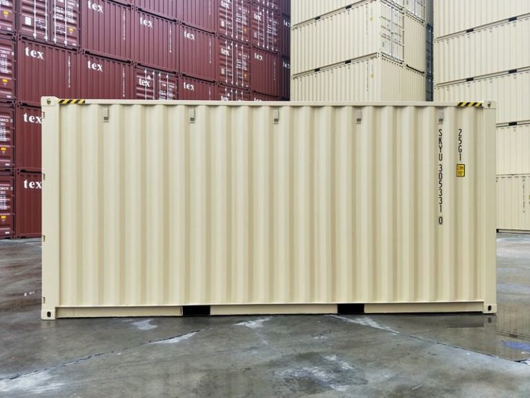 a1containers.co.nz 20ft HC RAL1001 7