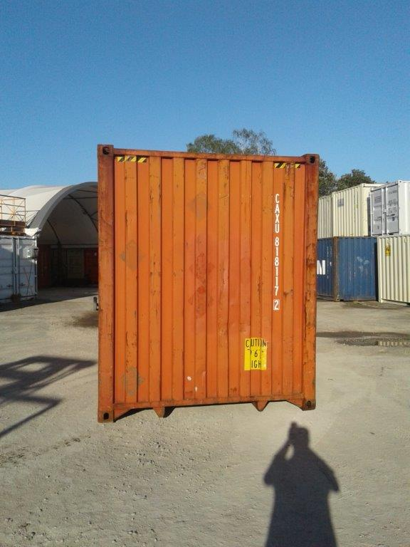 A1 Containers Used 40ft HC Sample Photos