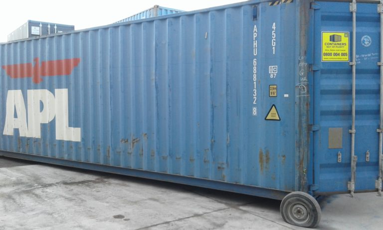 A1 Containers Used 40ft HC Sample Photos(12)