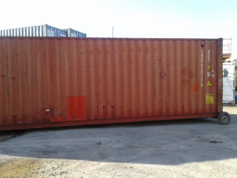 A1 Containers Used 40ft HC Sample Photos(2)