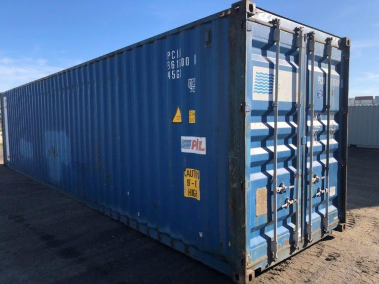 A1 Containers Used 40ft HC Sample Photos(3)