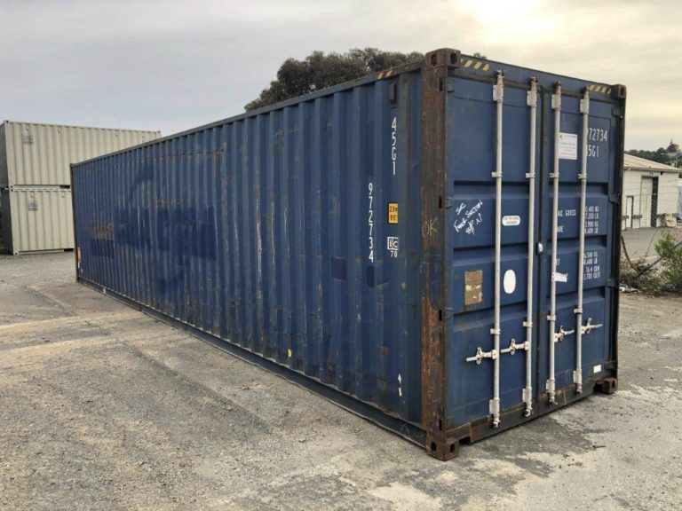 A1 Containers Used 40ft HC Sample Photos(4)