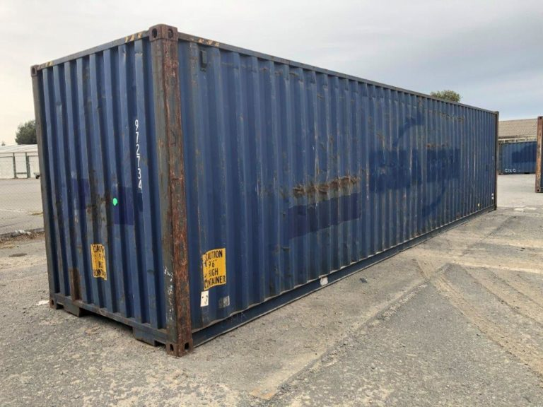 A1 Containers Used 40ft HC Sample Photos(5)