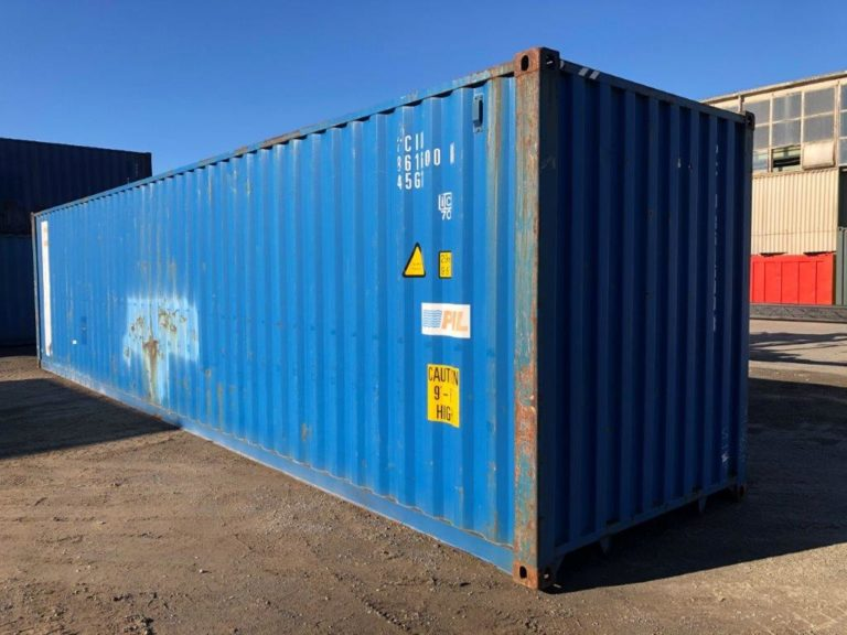 A1 Containers Used 40ft HC Sample Photos(8)