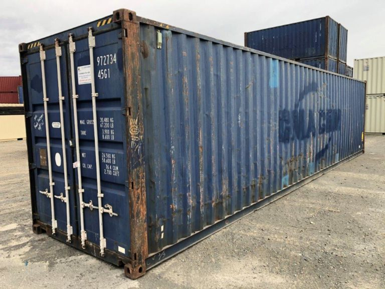 A1 Containers Used 40ft HC Sample Photos(9)