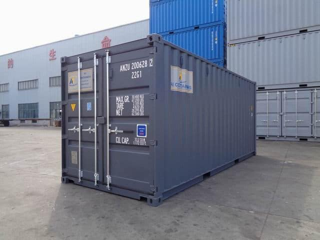 MAIN - A1 Containers 20ft Std RAL7015 Grey Easy Open Door (9)